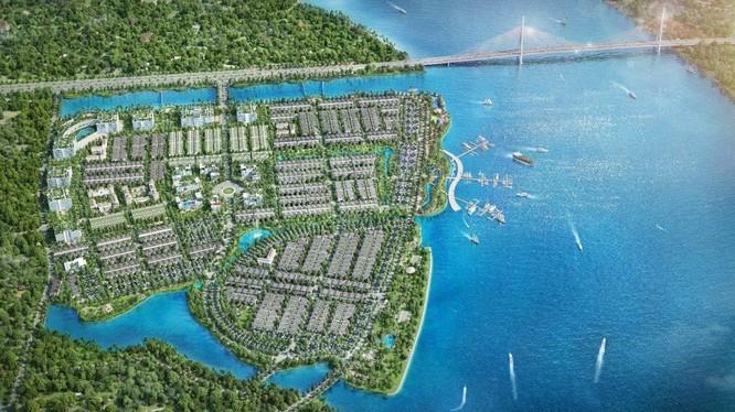 Phối cảnh dự án King Bay (Nguồn: kingbay.vn)