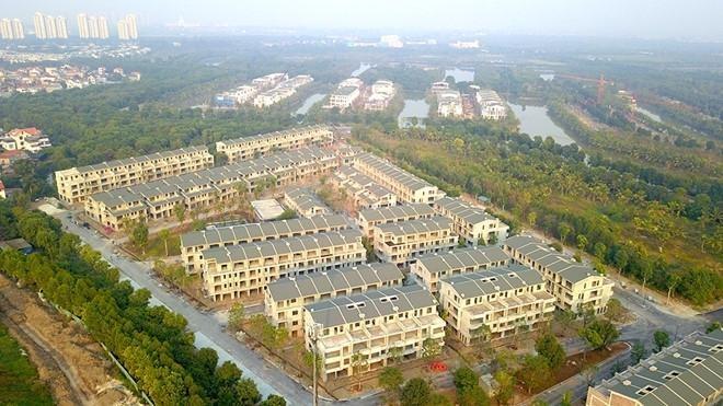 Dự án khu biệt thự và nhà phố Vườn Vạn Tuế - Sago Palm Garden (Nguồn: Internet)