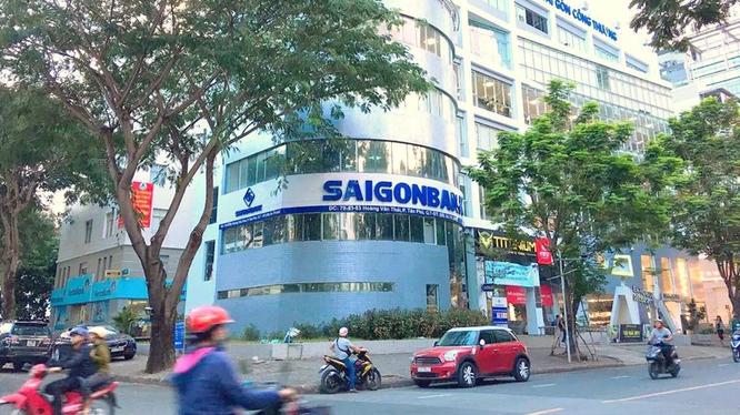 Gần 14% vốn Saigonbank được sang tay (Nguồn: Saigonbank)