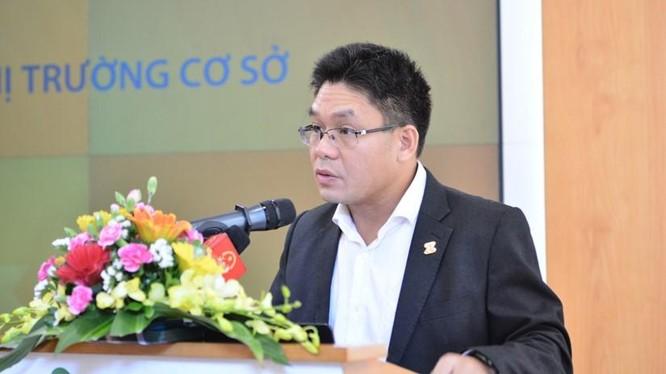Ông Nguyễn Thành Long - Chủ tịch HĐTV Sở GDCK Việt Nam (Nguồn: HNX)