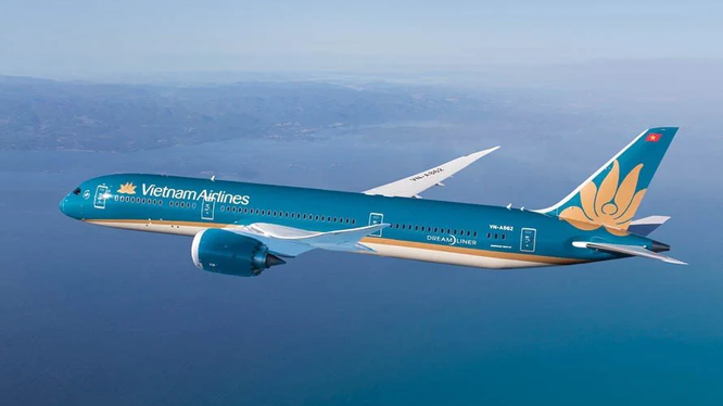 Năm 2020, Vietnam Airlines báo lỗ sau thuế hơn 11.000 tỉ đồng (Nguồn: VNA)