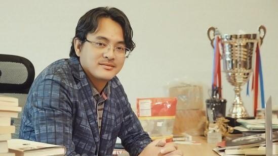 Ông Nguyễn Ảnh Nhượng Tống - Chủ tịch Tập đoàn Yeah1 (Nguồn: Internet)