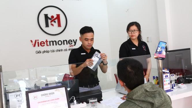 Năm 2020, khoản lỗ của Vietmoney ăn vào phần vốn đầu tư của Digiworld gần 213 triệu đồng (Nguồn: vietmoney.vn)