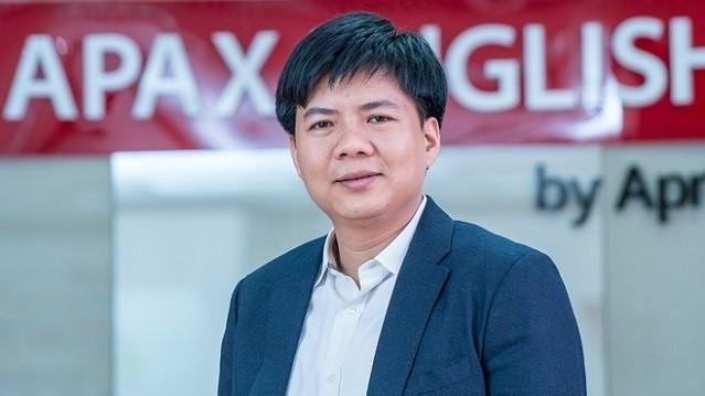 """ông Nguyễn Ngọc Thuỷ (""""Shark"""" Thuỷ) - Chủ tịch HĐQT Apax Holdings (Nguồn: Internet)"""