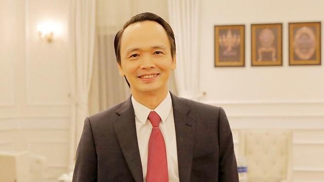 Ông Trịnh Văn Quyết - Chủ tịch HĐQT Tập đoàn FLC (Nguồn: flc.vn)