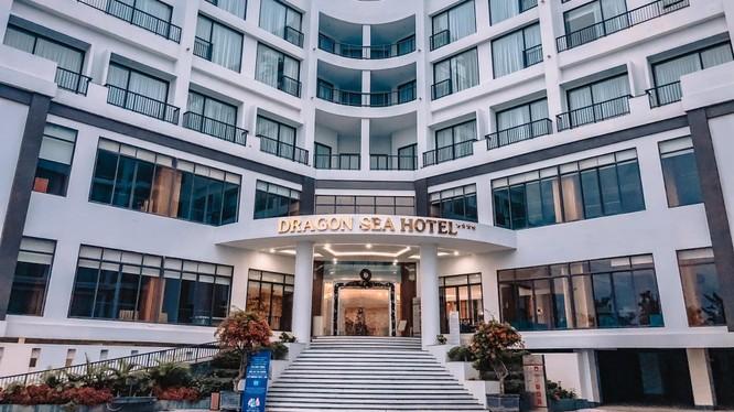 Khách sạn Dragon Sea tại Tp. Sầm Sơn, Thanh Hoá (Nguồn: Đại Long Group)