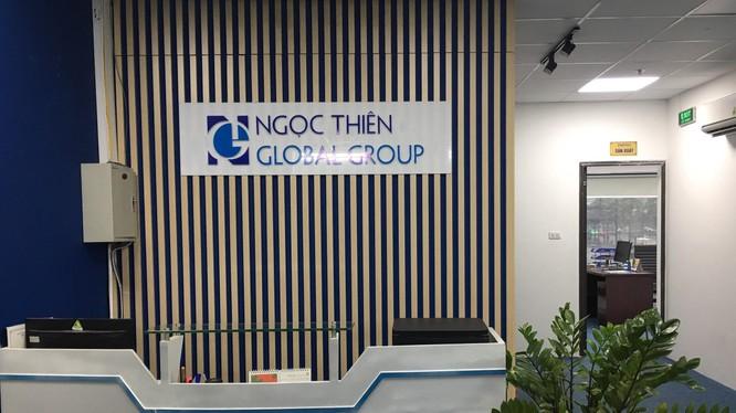 Ngọc Thiên Global là công ty mẹ sở hữu hơn 90,2% vốn điều lệ Công ty TNHH Ngọc Thiên (Nguồn: ngocthienglobaljsc.com)