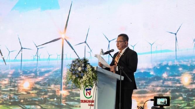 Ông Nguyễn Tâm Tiến - Tổng giám đốc Trungnam Group