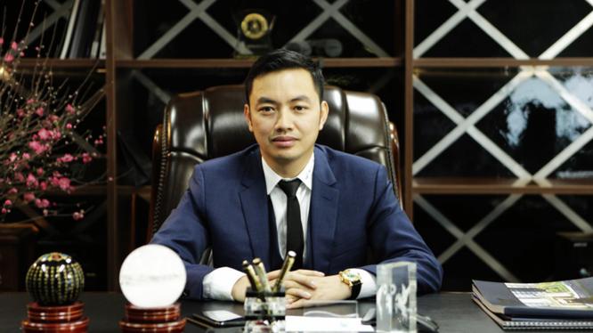 Ông Đỗ Anh Tuấn - Chủ tịch HĐQT Sunshine Group (Nguồn: Internet)