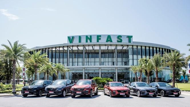 VinFast sẽ triển khai hơn 2.000 trạm sạc với hơn 40.000 cổng sạc tại các bãi đỗ xe trong năm 2021 (Nguồn: Vingroup)