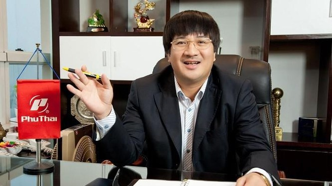 Ông Phạm Đình Đoàn - Chủ tịch HĐTV Phú Thái Holdings (Nguồn: Internet)