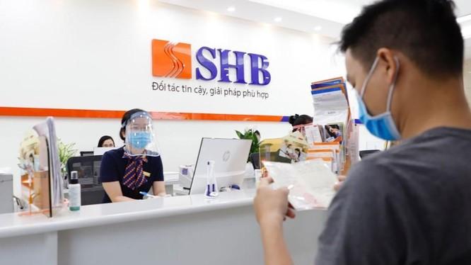 Cổ phiếu SHB sắp chuyển sang sàn HoSE