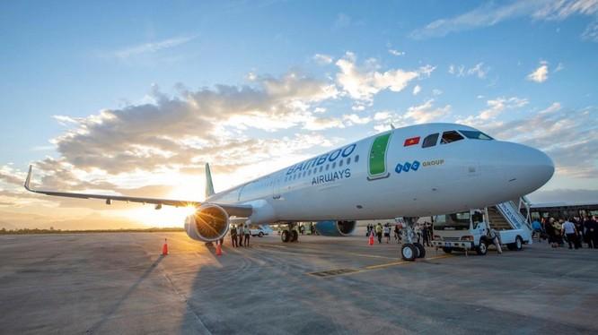 Bamboo Airways đặt kế hoạch lợi nhuận trước thuế đạt 500 tỉ đồng (Ảnh: Bamboo Airways)