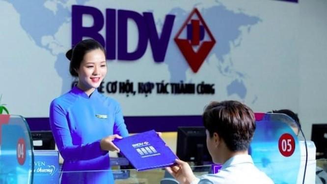 BIDV báo lãi ròng 2.721,5 tỉ đồng trong Quý 1/2021 (Ảnh: Internet)