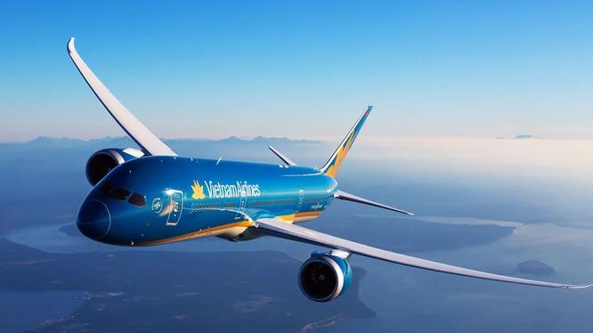 Vietnam Airlines báo lỗ sau thuế gần 4.975 tỉ đồng Quý 1/2021 (Ảnh: Vietnam Airlines)