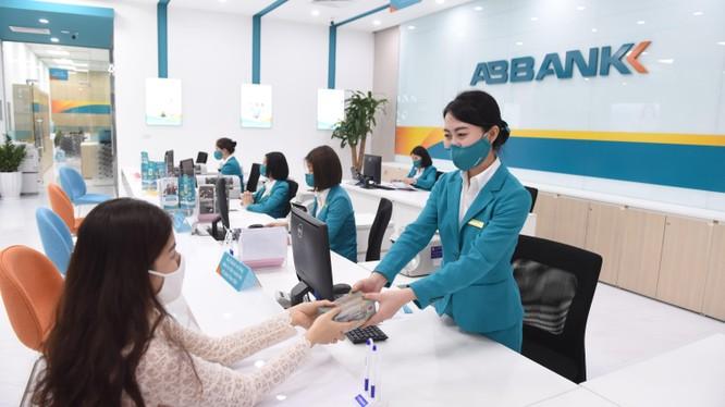 ABBank đặt kế hoạch lợi nhuận trước thuế năm 2021 đạt 1.973 tỉ đồng (Ảnh: ABBank)