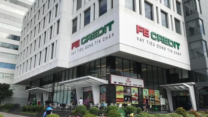 Thương vụ bán 49% vốn FE Credit sẽ đóng góp khoảng 26.500 tỉ đồng vào lợi nhuận trước thuế của VPBank trong năm 2021 (Ảnh: Internet)