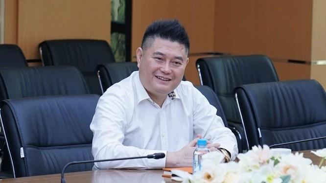 Ông Nguyễn Đức Thụy - Phó Chủ tịch HĐQT LienVietPostBank (Ảnh: LPB)