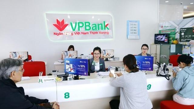 Chốt phiên 14/5, thị giá VPB đứng ở mức 66.000 đồng/cổ phiếu (Ảnh: VPBank)