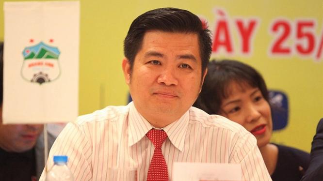 Ông Võ Trường Sơn - Tổng giám đốc HAGL (Ảnh: Internet)