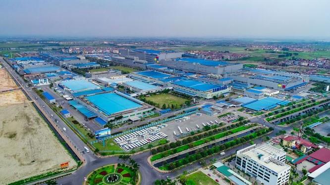 Bắc Giang và Bắc Ninh những trung tâm công nghiệp lớn khu vực phía Bắc (Ảnh: Internet)