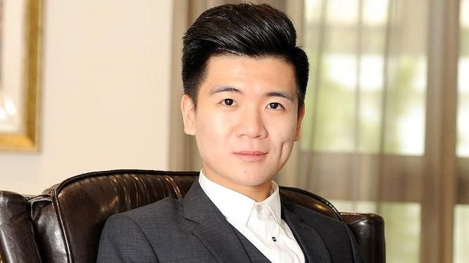 """Ông Đỗ Quang Vinh - con trai cả của """"bầu"""" Hiển (Ảnh: Internet)"""