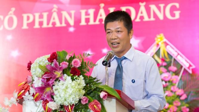 Ông Thái Trường Giang - Chủ tịch HĐQT Tập đoàn Hải Đăng (Ảnh: Hải Đăng)