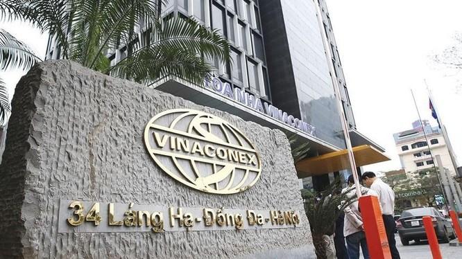 Vinaconex góp thêm 1.220 tỉ đồng để tăng vốn cho hai công ty con (Nguồn: Internet)