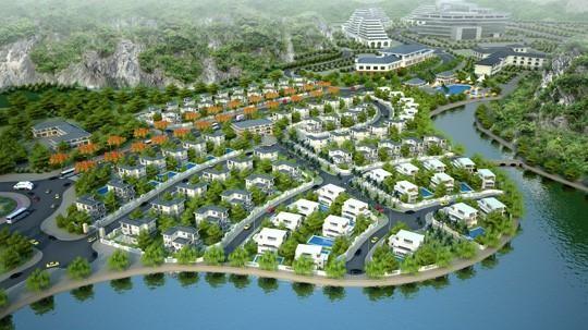 Phối cảnh dự án Cát Bà Amatina, Hải Phòng (Nguồn: VCG)