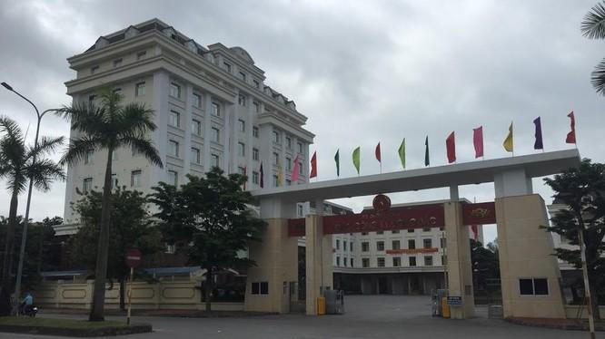 Trụ sở Tổng công ty Đông Bắc tại Quảng Ninh (Ảnh: Internet)