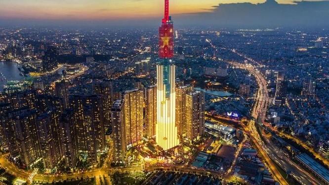 GDP Việt Nam 6 tháng đầu năm 2021 tăng 5,64% (Nguồn: Internet)