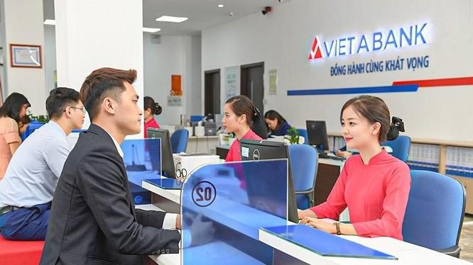 Năm 2021, VietABank đặt mục tiêu lãi trước thuế 658 tỉ đồng (Nguồn: VietABank)