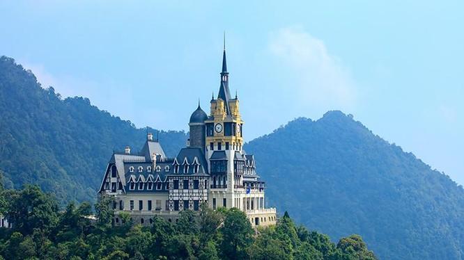 Lâu đài Tam Đảo tại Vĩnh Phúc (Nguồn: Lạc Hồng)