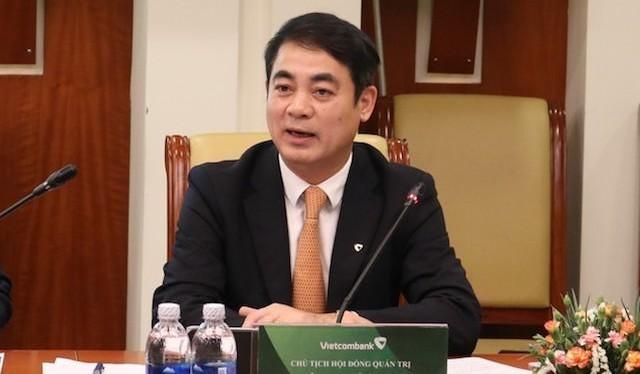 Ông Nghiêm Xuân Thành - Chủ tịch HĐQT Vietcombank (Nguồn: Internet)