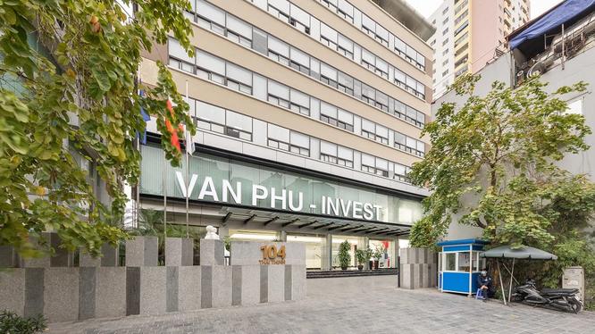 Trụ sở chính CTCP Đầu tư Văn Phú - Invest tại Thái Thịnh, Hà Nội (Nguồn: VPI)