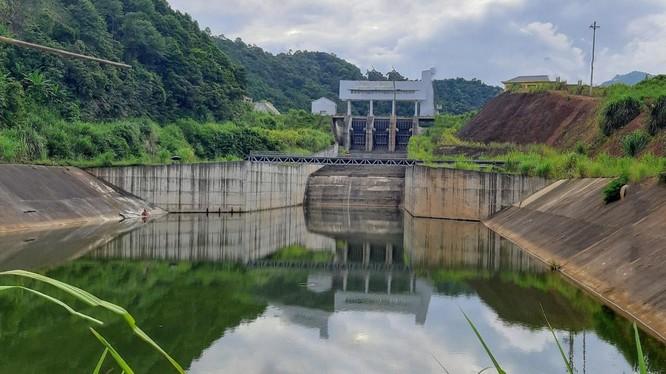 Hồ chứa nước Nặm Cắt (Nguồn: backan.gov.vn)