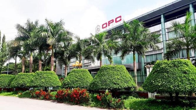 Tài sản bảo đảm của lô trái phiếu là 3,35 triệu cổ phần của CTCP Dược phẩm OPC