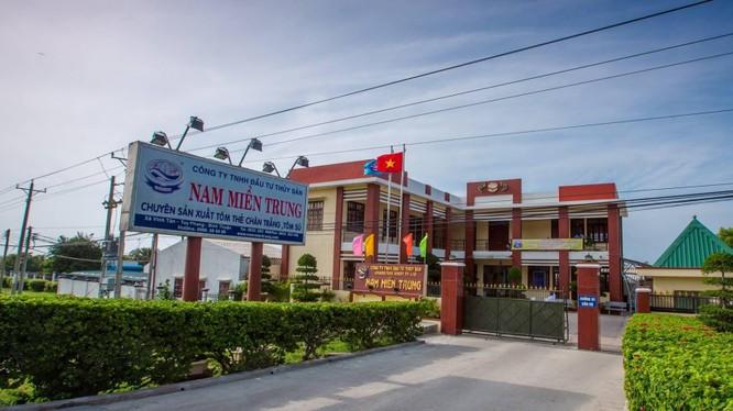 Trụ sở Nam Miền Trung tại tỉnh Bình Thuận (Nguồn: Nam Miền Trung)