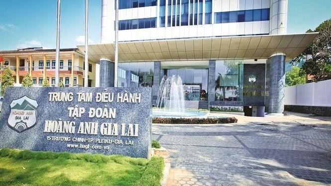 Trụ sở chính Tập đoàn Hoàng Anh Gia Lai (Nguồn: HAGL)