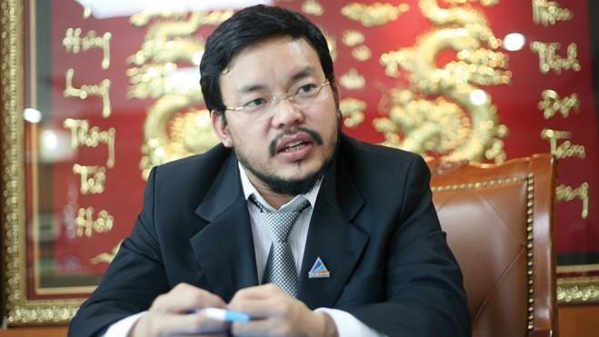 Ông Lương Trí Thìn - Chủ tịch HĐQT CTCP Tập đoàn Đất Xanh (Nguồn: Internet)