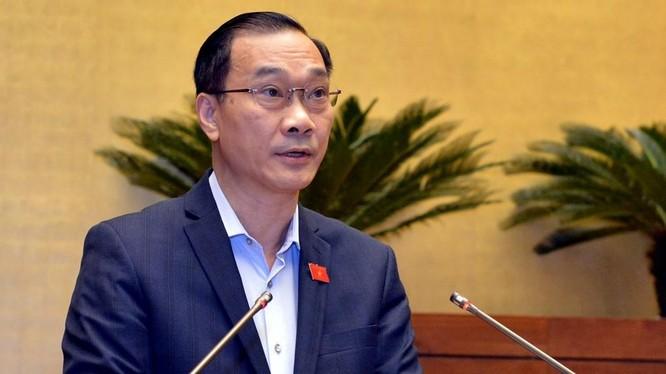 Chủ nhiệm Uỷ ban Kinh tế của Quốc hội Vũ Hồng Thanh (Ảnh: VGP)