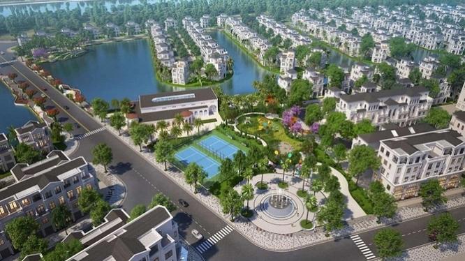 Siêu dự án Dream City có tổng vốn đầu tư gần 38.000 tỉ đồng (Ảnh minh họa - Nguồn: Internet)