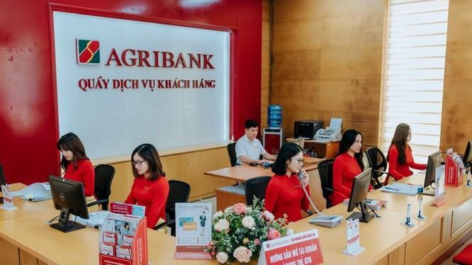 Thu nhập bình quân của viên chức quản lý Agribank trong năm 2021 dự kiến là 65,8 triệu đồng/người/tháng (Ảnh: Internet)