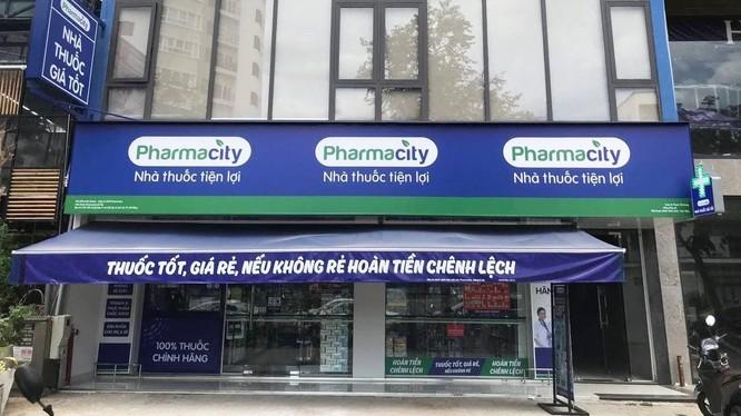 Chủ tịch HĐQT Pharmacity Phạm Thị Thanh Hoài từng là cổ đông sáng lập sở hữu tới 86,89% vốn điều lệ của Maroon Bells.