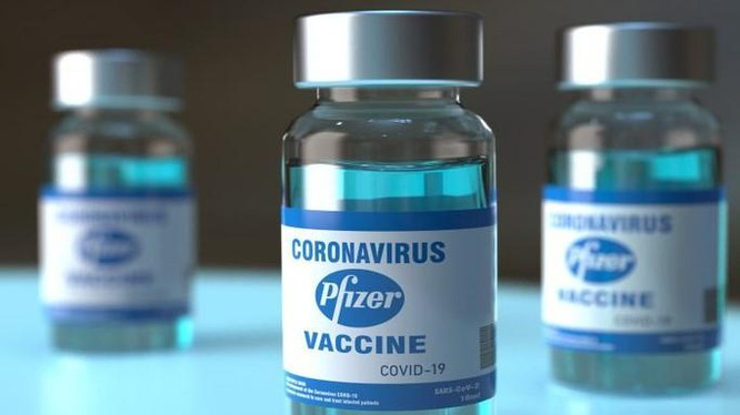 Vaccine Covid-19 của Pfizer (Ảnh: Internet)