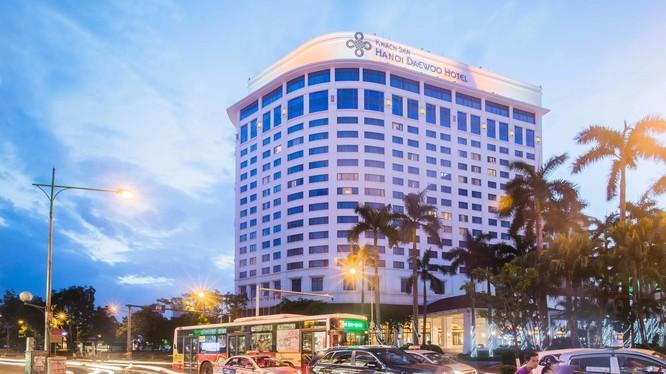 Khách sạn Daewoo tại Hà Nội (Nguồn: daewoohotel.com)