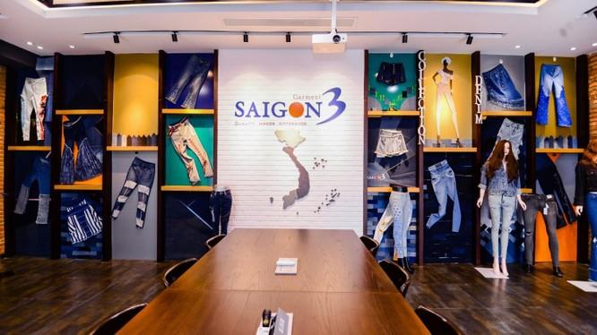 Sài Gòn 3 Group tập trung chính vào 3 lĩnh vực: sản xuất (may mặc), tài chính, bất động sản (Ảnh: SG3 Group)