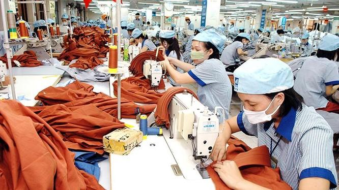 Hiện có khoảng 50% nhà máy dệt may được đặt tại khu vực phía Nam (Ảnh minh họa - Nguồn: Internet)