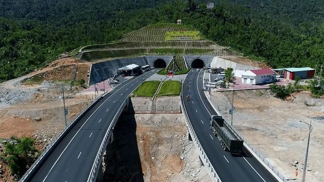 Hầm Đèo Cả (Ảnh minh họa - Nguồn: HHV)