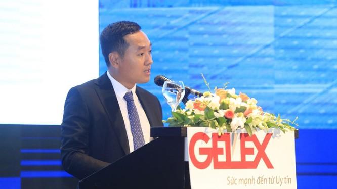 Ông Nguyễn Văn Tuấn - Tổng giám đốc Gelex (Nguồn: Internet)